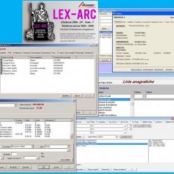 Software gestionale per avvocati Lex-ARC Professional 3.5.2