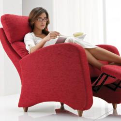 Poltrone relax con poggiatesta laterali | Grandi Offerte