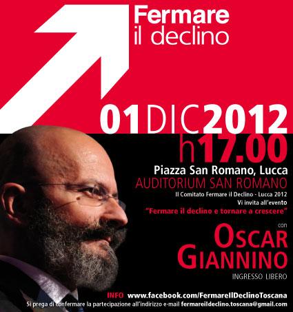 Fermare il Declino a Lucca