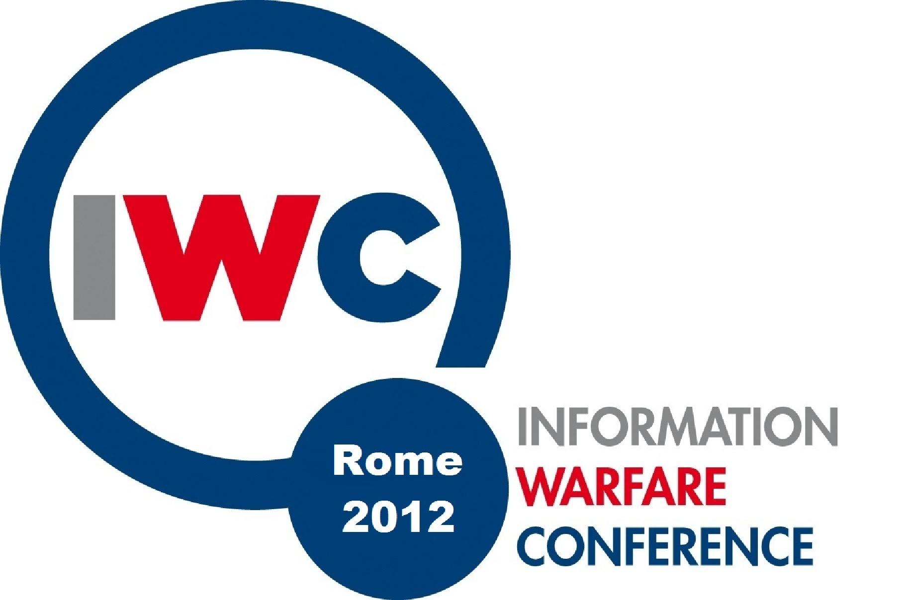 Logo IWC 2012