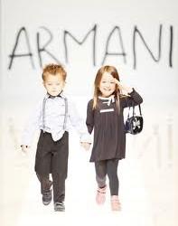 more photos 5ef17 4cc0c Bingie Abbigliamento Bambini, la nuova collezione Armani ...