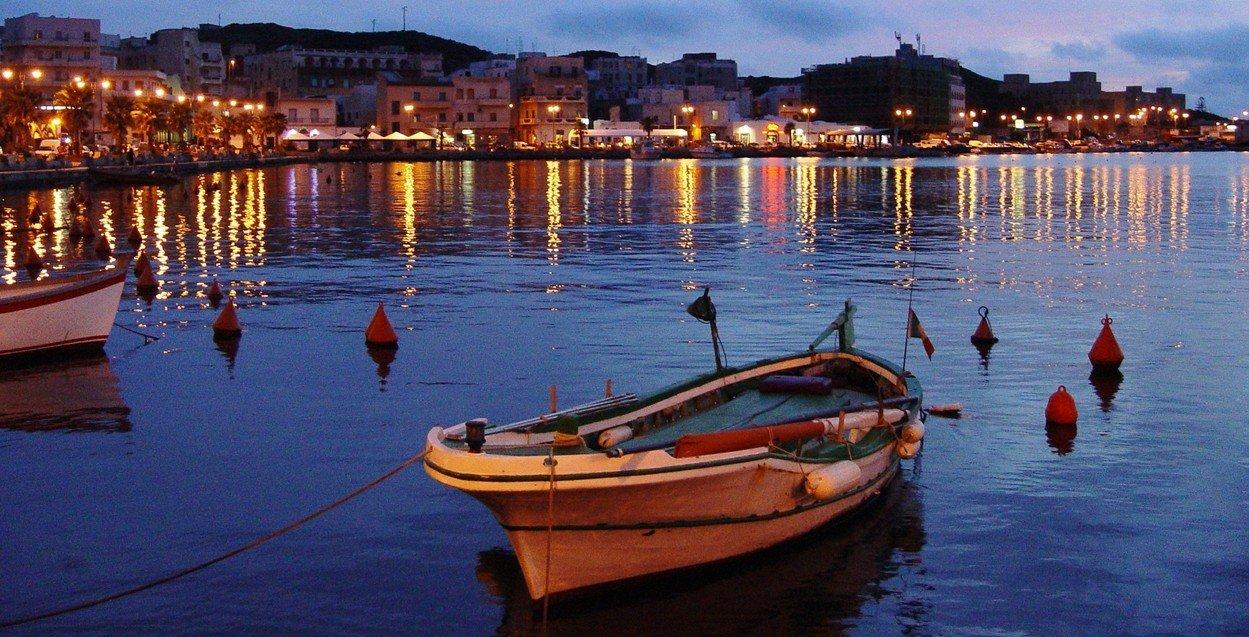 case vacanza pantelleria