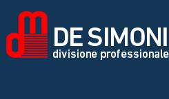 Logo De Simoni Divisione Professionale