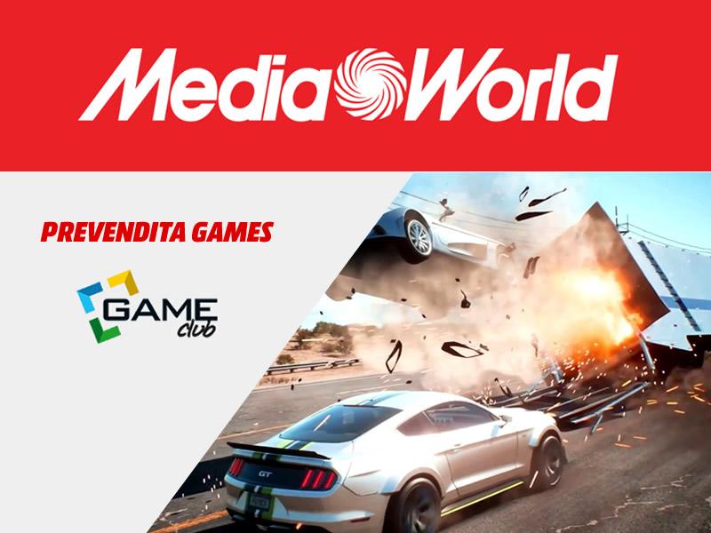 Gameclub Mediaworld