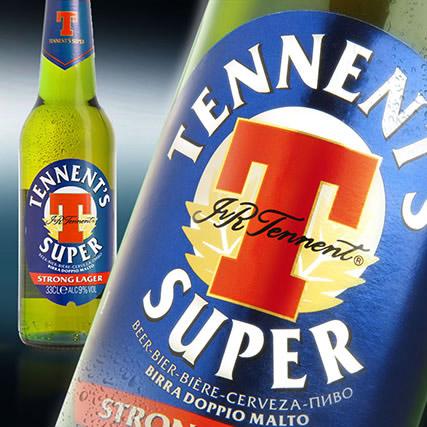 birre tennent's